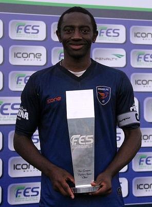 Jonilson no Doze FC
