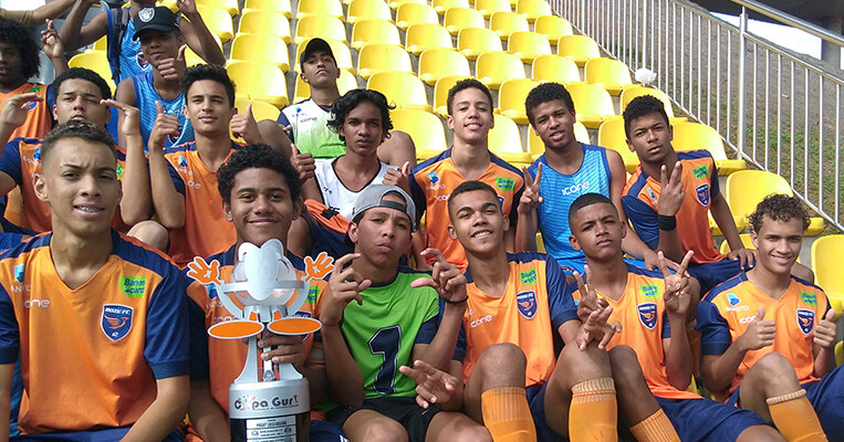Doze FC - Copa Guri 2017