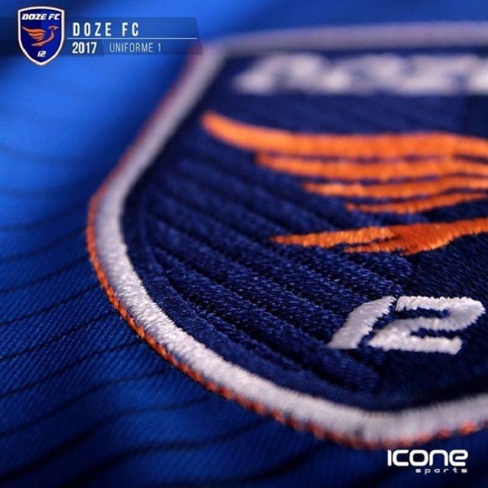 Camisa Doze FC 2017 -1