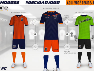 Monte o uniforme do Doze para 2018